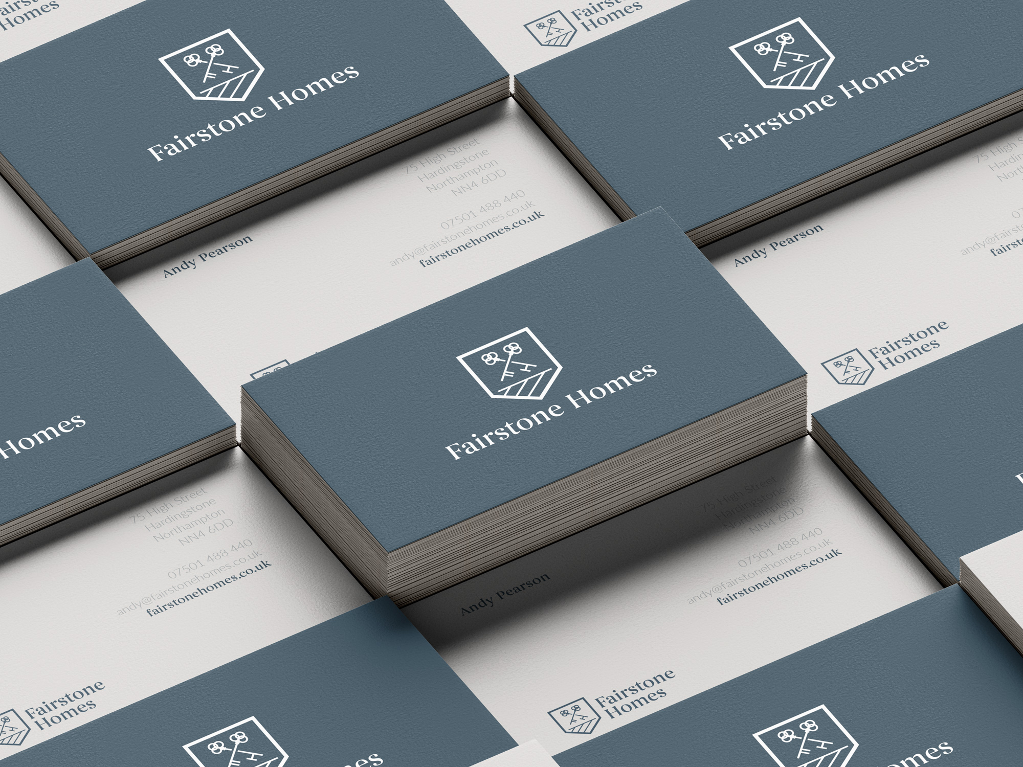 fh business cards