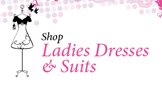 Shop Ladies Dresses & Suits