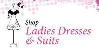 Shop Ladies Dresses & Suits